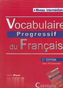 Vocabulaire du Francais Niveau Intermediaire CD
