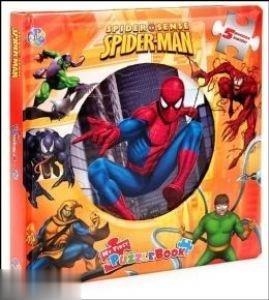 Spider Man Puzzle Book