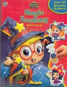 Magic Academy Sticker Book
