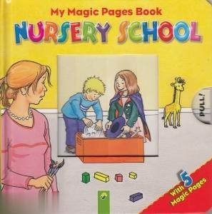 My Magic Pages Book Nursery School