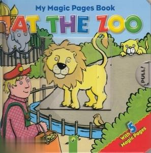 My Magic Pages At The Zoo