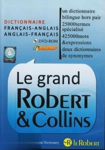Le Grand Robert and Collins