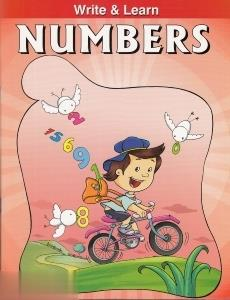 Numbers Write & Learn