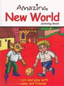Amazing New World (قرمز)