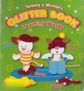 Glitter Learning Words