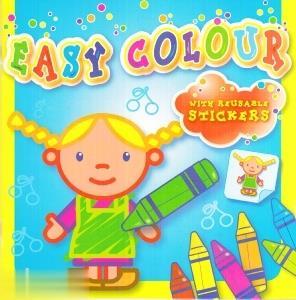 Easy Colour Girl