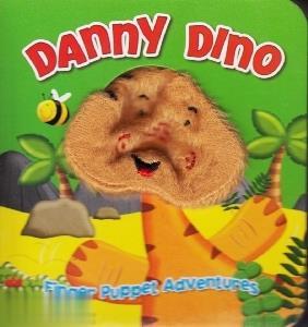 Danny Dlno Finger Puppet Adventures