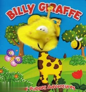 Billy Graffe Finger Puppet Adventures
