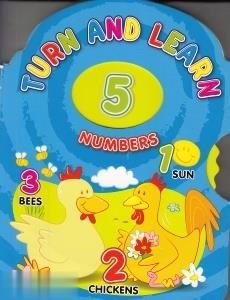 Turn and Learn Numbers