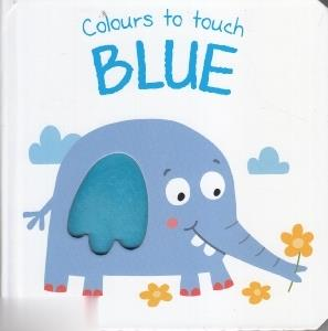 Colours to touch Blue