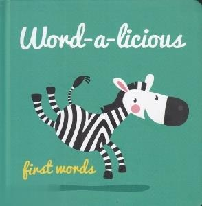 Word a Licious Blue Cover