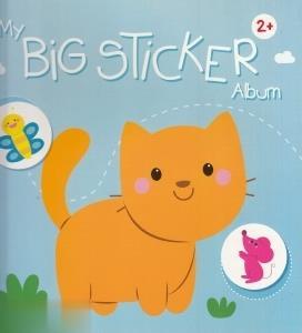 My Big Sticker Album 8873