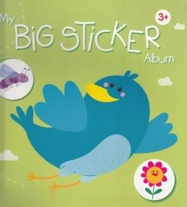 My Big Sticker Album 8880
