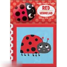 Animal Colours Red Vermel 2858