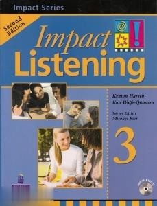 Impact Listening 3 CD