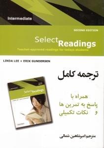 راهنماي كامل Select Reading Intemediate