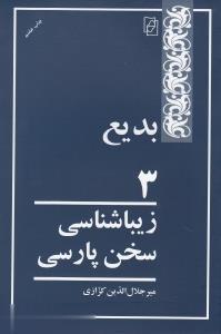 زيباشناسي سخن پارسي 3: بديع