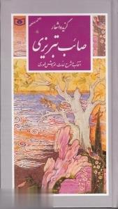 گزينه ادب پارسي17 (گزيده اشعار صائب تبريزي)