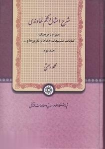 شرح امثال و حكم نهاوندي 2 (3 جلدي)