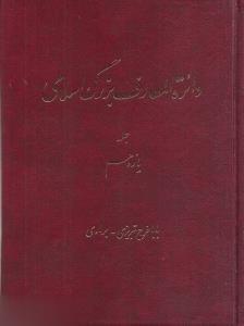 دايرهالمعارف بزرگ اسلامي 11 (21 جلدي)
