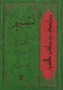 تسنيم (تفسير قرآن كريم 20)