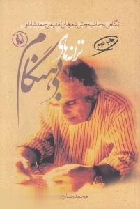 ترانه هاي بي هنگام (نگاهي به حاشيه و متن شعرهاي تقديمي احمد شاملو)