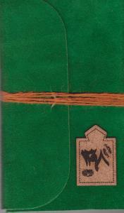 تقويم چرمي 98: سبز لجني