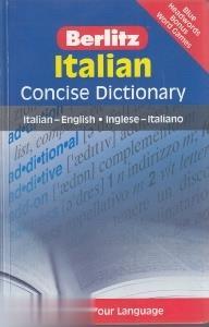 Berlitz Italian Concise Dictionary