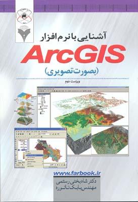 آشنايي با نرم افزار arcgis به صورت تصويري