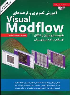 آموزش تصويري و ترفندهايvisual modflow