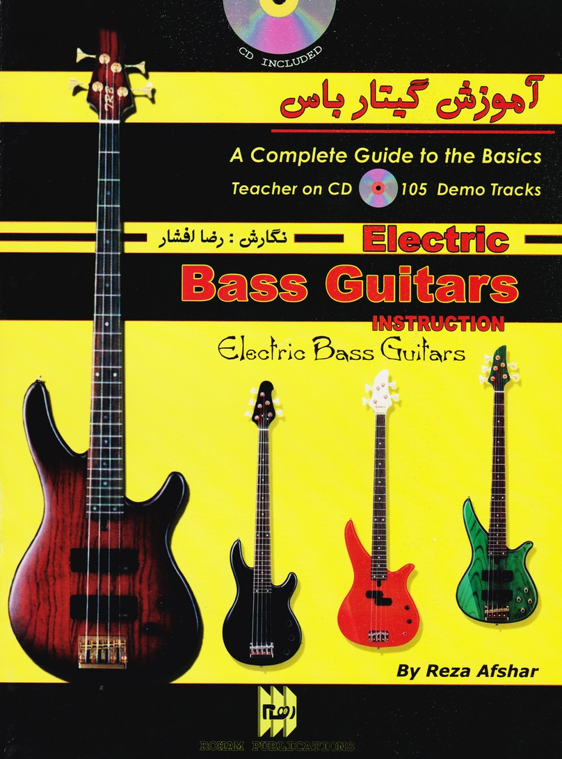 آموزش گیتار باس
