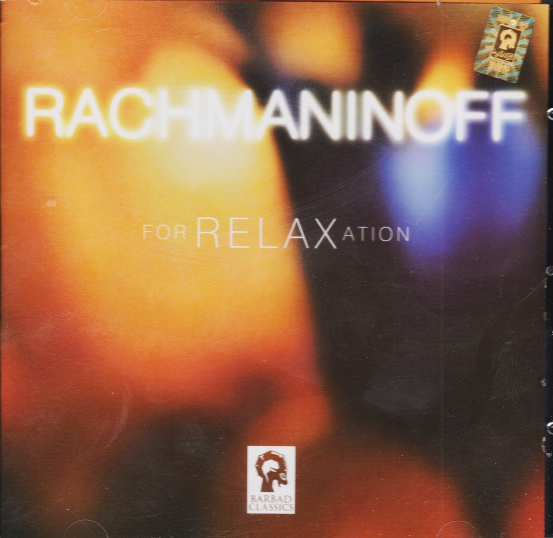 RACHMANINOFF for relaxtion