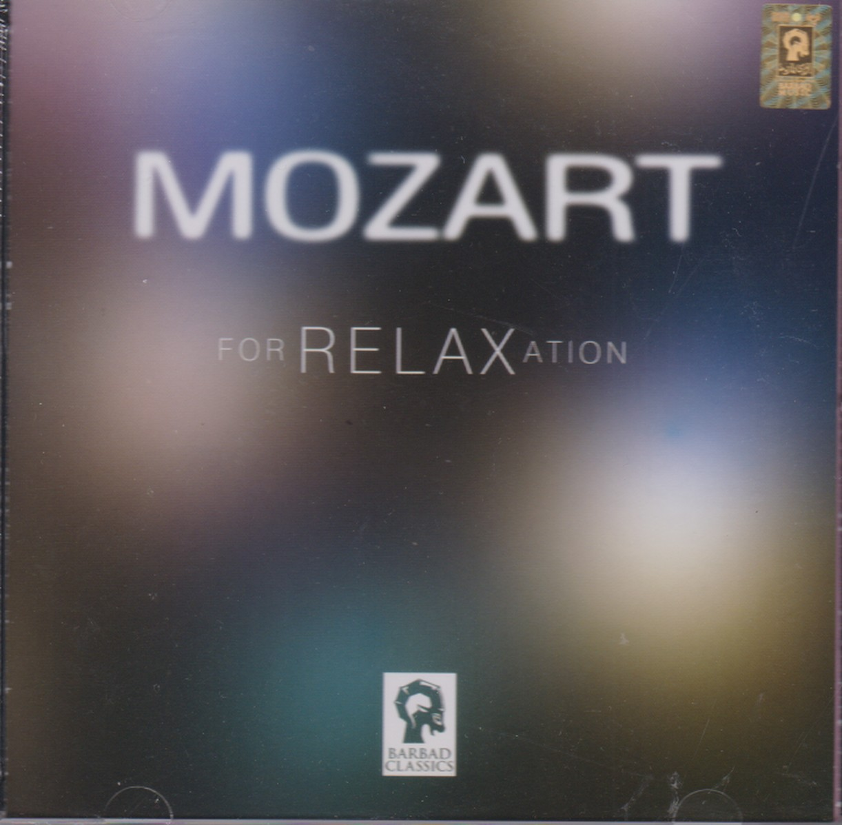 MOZART for relaxtion