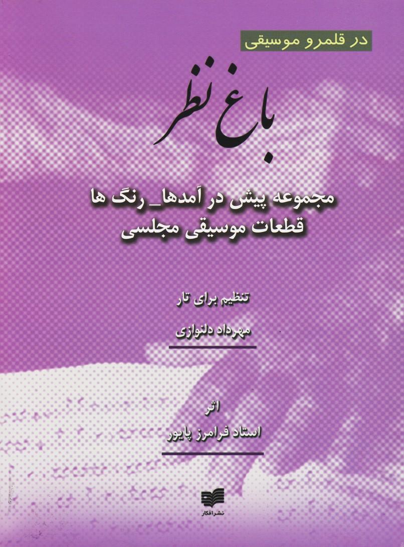 باغ نظر: مجموعه پیش درآمدها و رنگ ها (قطعات موسیقی مجلسی)