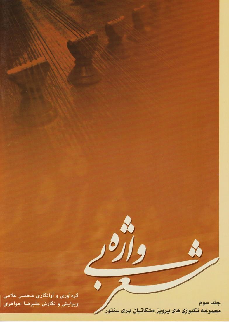 شعر بی واژه(جلد سوم): مجموعه تکنوازی های پرویز مشکاتیان برای سنتور
