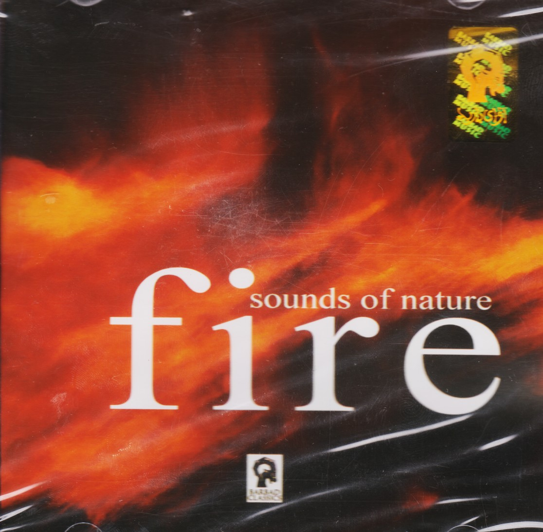 sounds of nature:fire