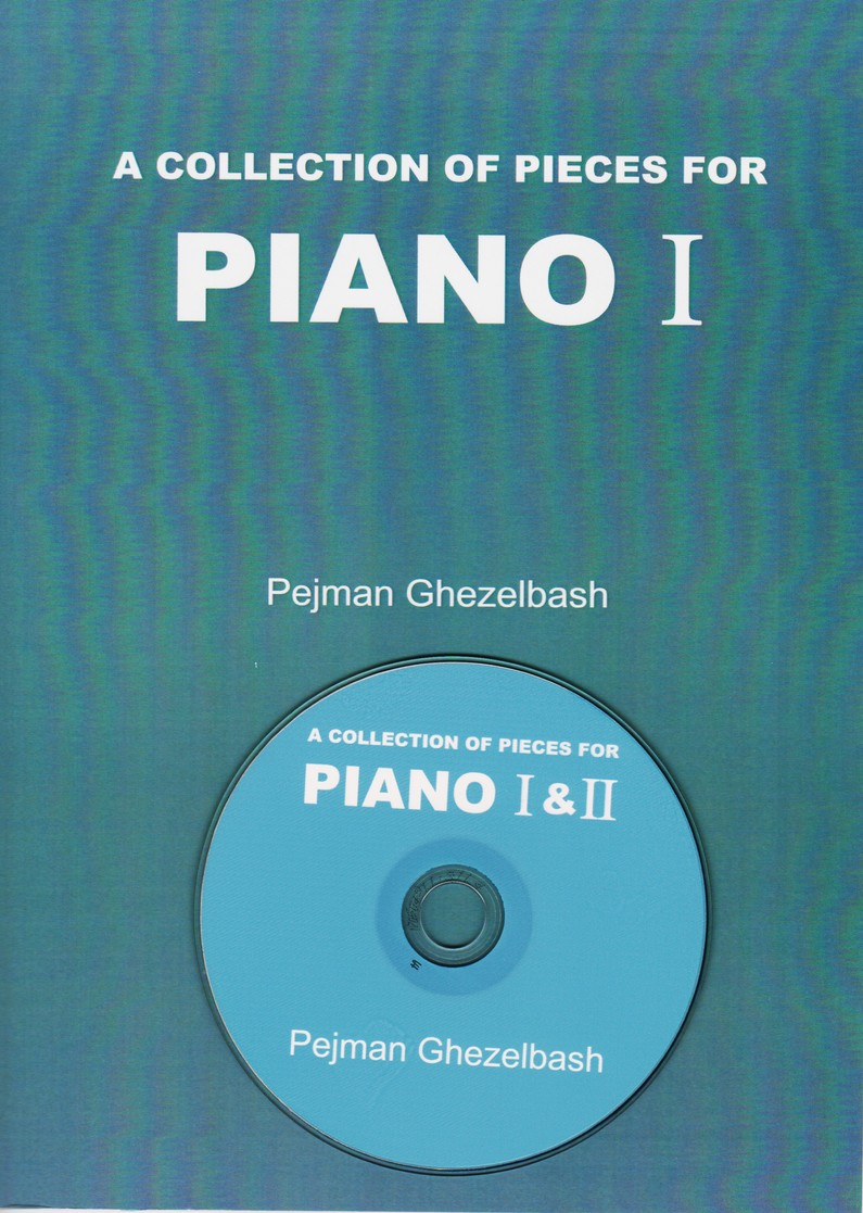 a collection of pieces for piano 1/2